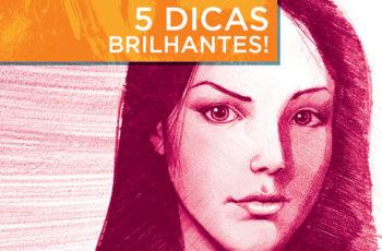 5 dicas Brilhantes para Melhorar seu Desenho!